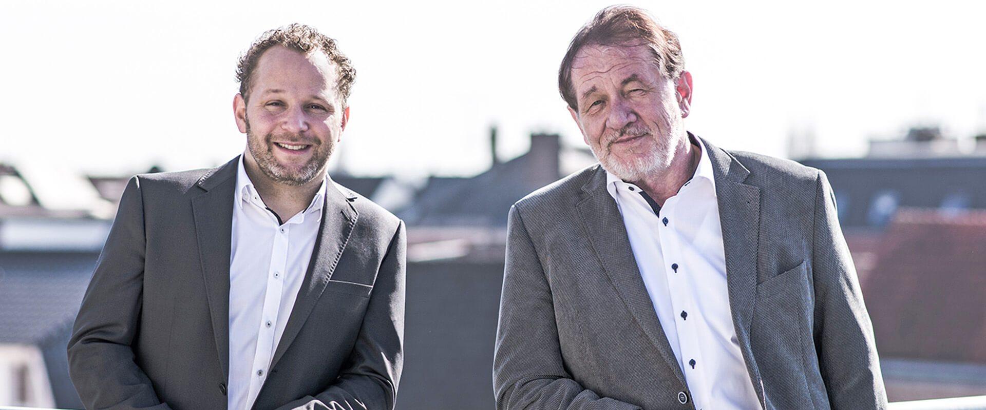 Holger Kern und Peter Kern